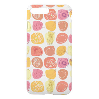 Fruit pattern iPhone 7 plus case