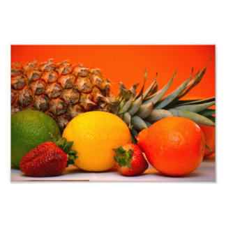 Fruit Photo Print