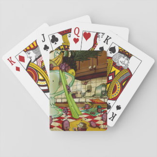 Fruit Picnic Playing Cards
