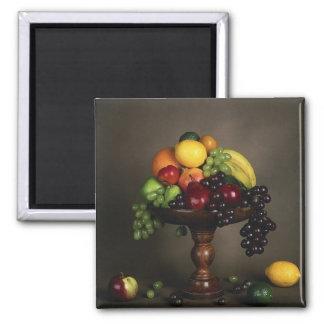 Fruit Platter Refrigerator Magnet