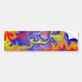 Fruit Roll Up Bumper Stickers