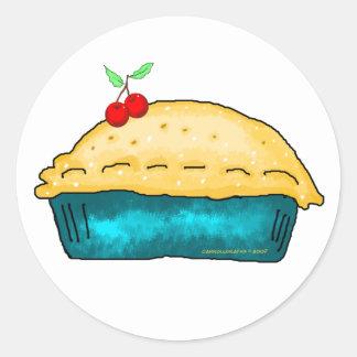 Fruit Round Sticker