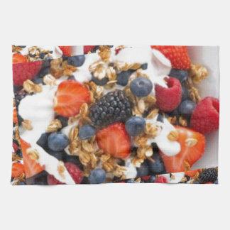 Fruit Salad Foods Chef Healthy Eating Cuisine Art Towel