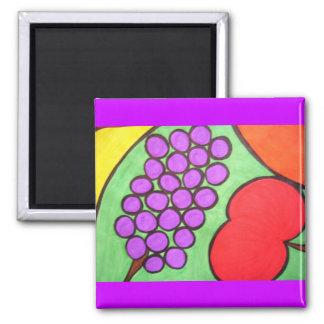 Fruit Salad Magnet