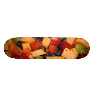 Fruit Salad Photo Skateboard