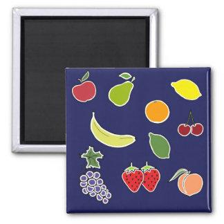 Fruit Surprise Magnet