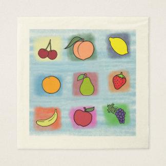 Fruit Surprise Paper Napkin