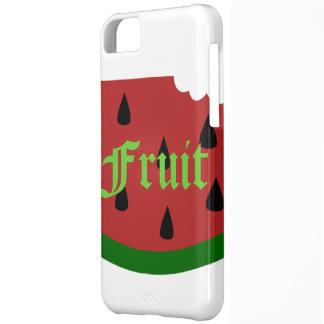 Fruit Sweet Smoothie Watermelon Dessert Destiny iPhone 5C Cases