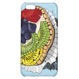 Fruit Tart Dessert Case For iPhone 5C