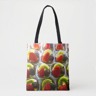 Fruit Tart Tote Bag
