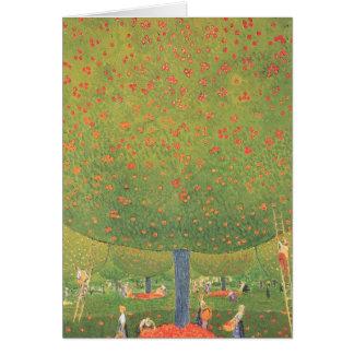 Fruit Tree Card