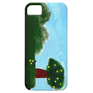 Fruit Tree iPhone 5 Case