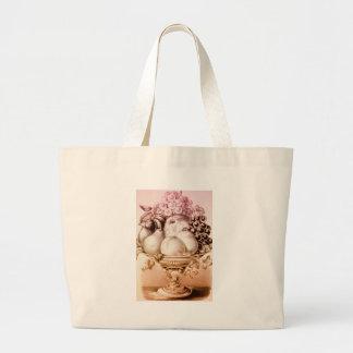 Fruit Vase Tote Bag
