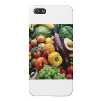 FRUIT & VEGETABLES CASE FOR THE iPhone 5