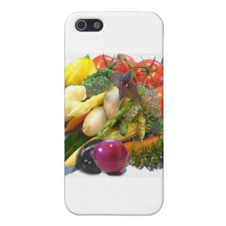 FRUIT & VEGETABLES iPhone 5/5S CASES