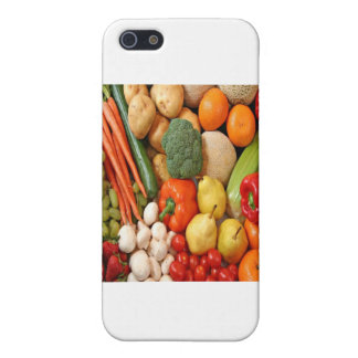 FRUIT & VEGETABLES iPhone 5 CASES