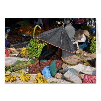 Fruit Vendor, Tamil Nadu Card