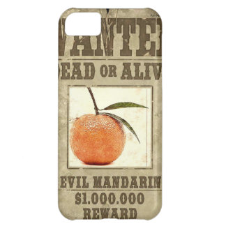 fruit wanted iPhone 5C covers
