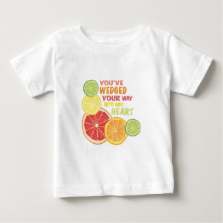 Fruit Wedged Baby T-Shirt