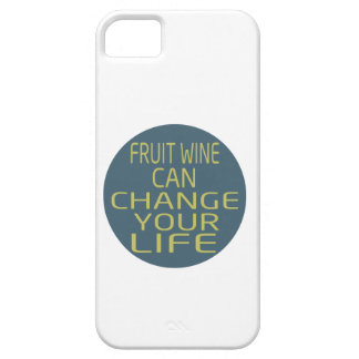 Fruit Wine Can Change Your Life iPhone 5 Cases