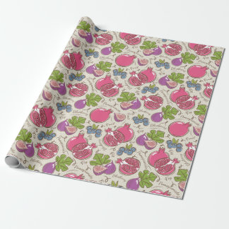 Fruit Wrapping Paper