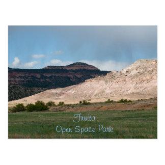 Fruita, Colorado: Open Space Park Postcard