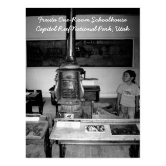 Fruita One-Room Schoolhouse Postcards