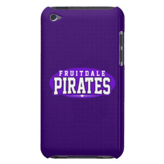 Fruitdale High School Pirates iPod Case-Mate Cases