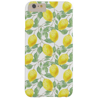 Fruiting Lemon Tree Barely There iPhone 6 Plus Case
