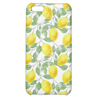 Fruiting Lemon Tree Case For iPhone 5C