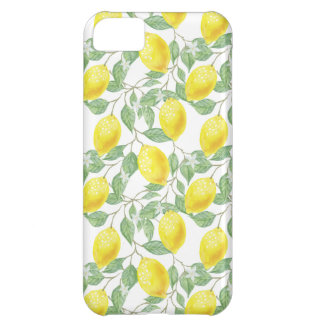 Fruiting Lemon Tree iPhone 5C Case
