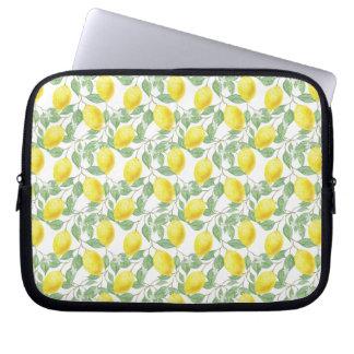 Fruiting Lemon Tree Laptop Sleeve