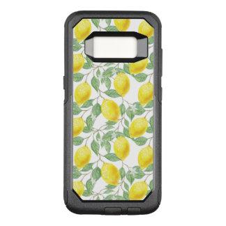 Fruiting Lemon Tree OtterBox Commuter Samsung Galaxy S8 Case