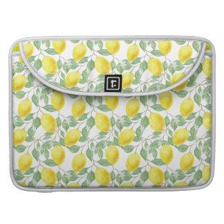 Fruiting Lemon Tree Sleeve For MacBook Pro