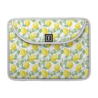 Fruiting Lemon Tree Sleeve For MacBooks