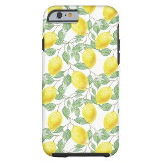 Fruiting Lemon Tree Tough iPhone 6 Case