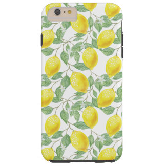 Fruiting Lemon Tree Tough iPhone 6 Plus Case