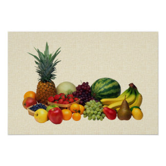Fruits and Berries poster