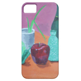 Fruits and Bottles Still Life iPhone 5 Cover