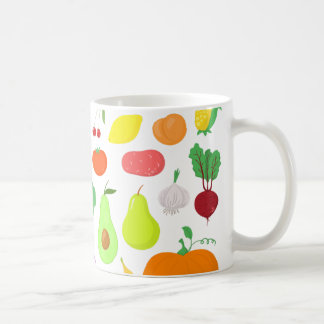 Fruits and Vegetables Mug