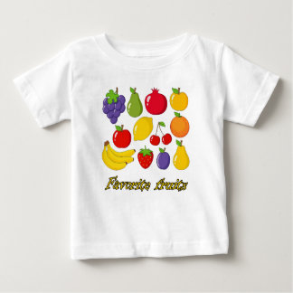 Fruits Baby T-Shirt