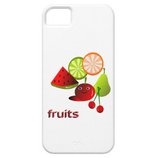 fruits barely there iPhone 5 case
