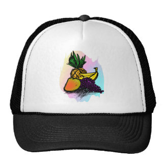 fruits cap