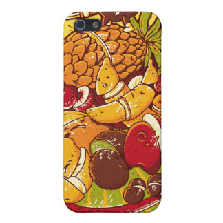 Fruits Case For The iPhone 5