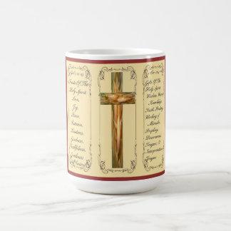 Fruits & Gifts Of The Holy Spirit Mug