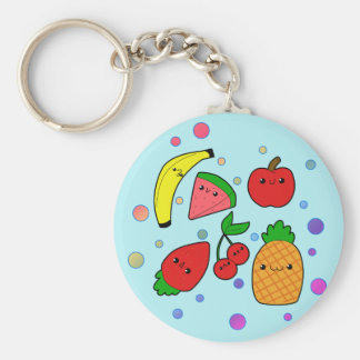 Fruits Keychain