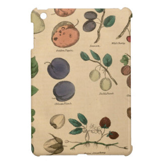 Fruits & Leaves iPad Mini Cover