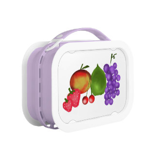 fruits lunchboxes