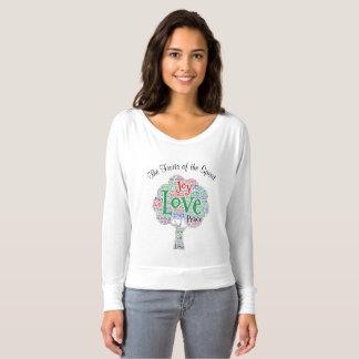 Fruits of the Spirit Flowy Long-Sleeve T-Shirt