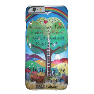 Fruits of the Spirit iPhone 6 case